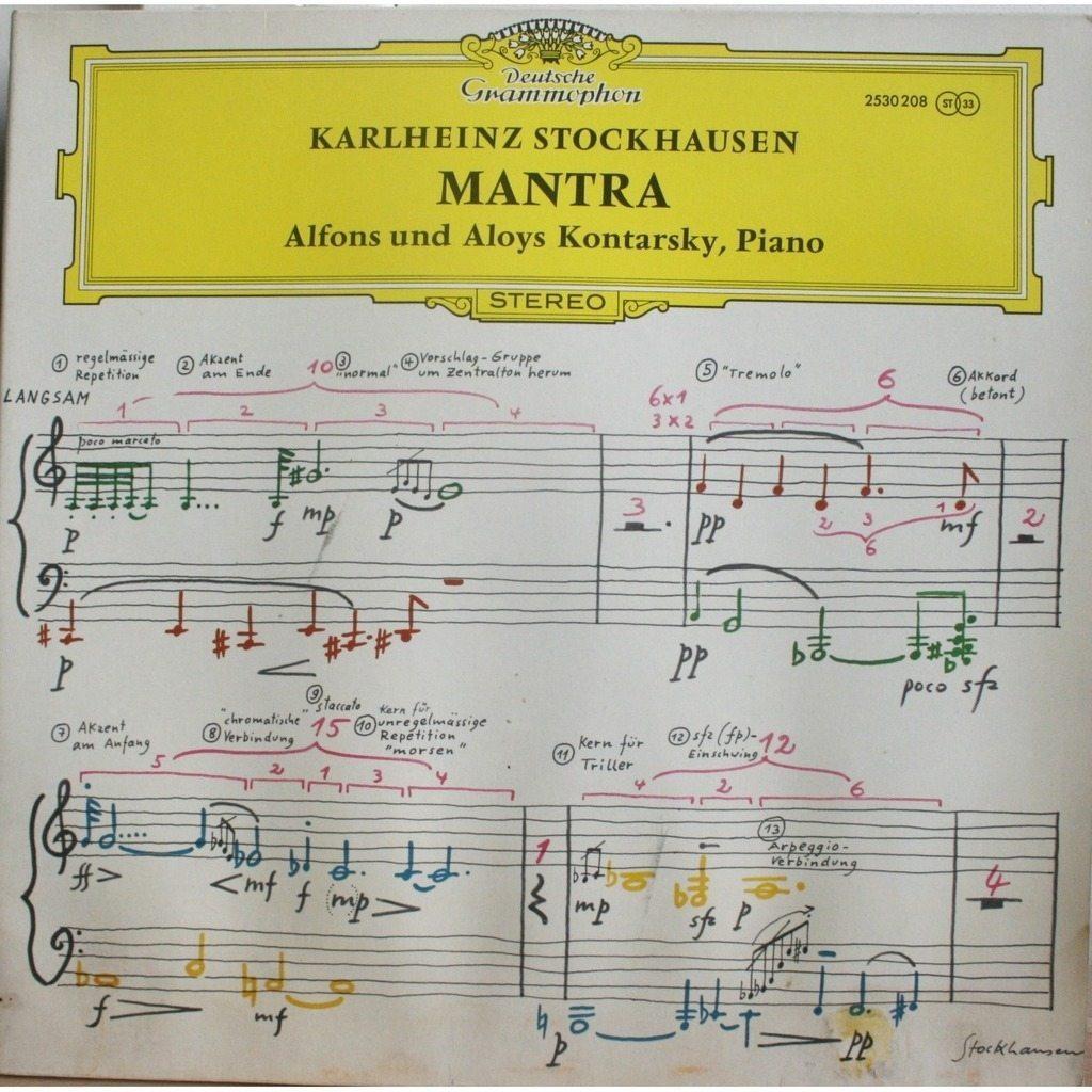 Karlheinz Stockhausen Prozession 1967 Version
