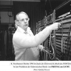 Karlheinz Stockhausen (1994)