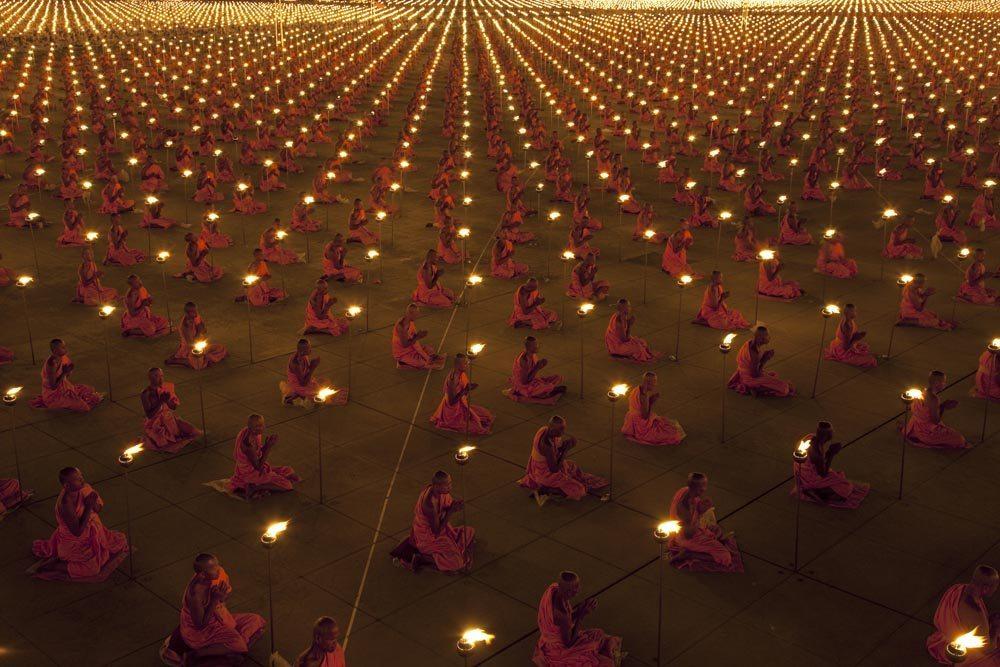 © LUKEDUGGLEBY - Dhammakaya Temple