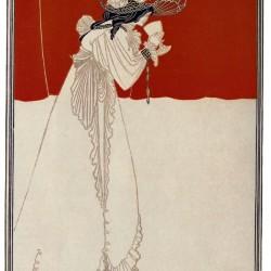 Aubrey Beardsley - Isolde