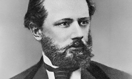 Piotr Ilitch Tchaikovsky 4 (jeune)