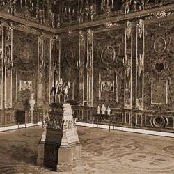 Tsarkoïe Selo - chambre d'ambre d'origine 1
