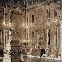 Tsarkoïe Selo - chambre d'ambre d'origine 2