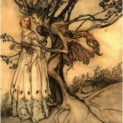 arthur rackham - Alice 6