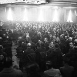 Maison de la Mutualité années 30
