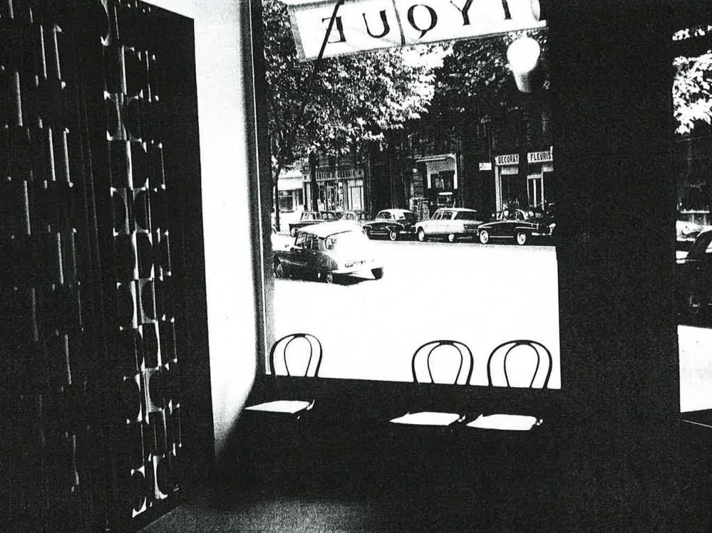 boutique diptyque vitrine