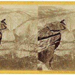 Eadweard-J-Muybridge-Yosemite Park (postcard)
