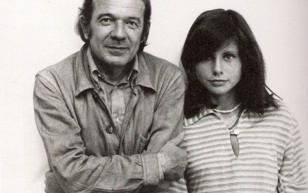 Gilles Deleuze et Claire Parnet (photo © Marie-Laure Decker)