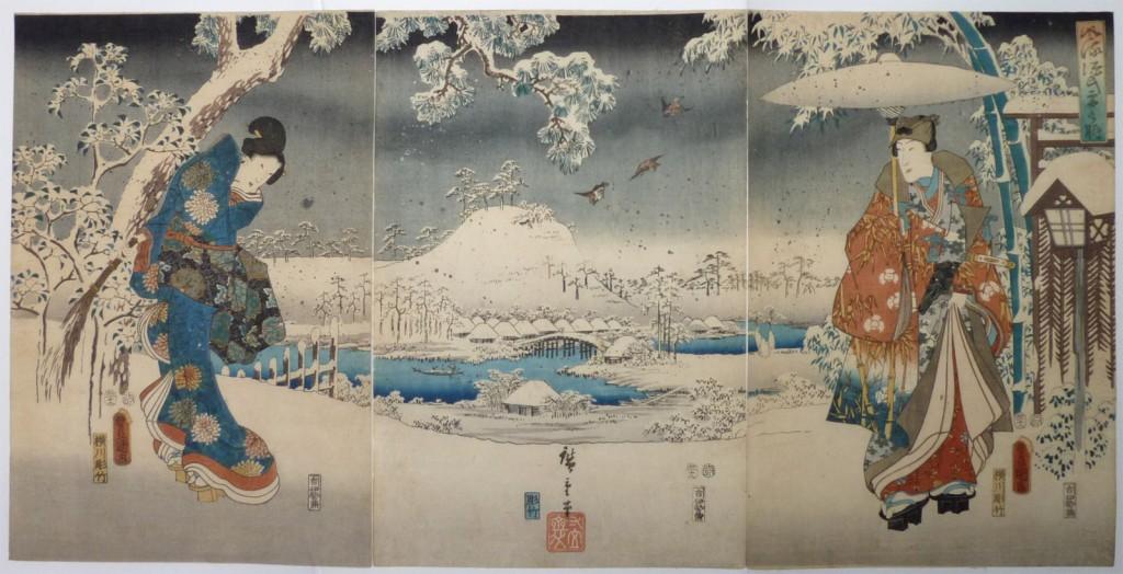 Ichiryusai-HIROSHIGE-1797-1858-landscapes238