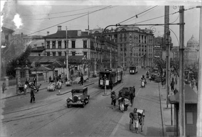 Shanghaï dans les années 30'