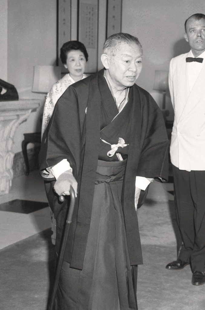 Jun'ichirō Tanizaki (谷崎 潤一郎) (1886-1965)
