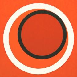 H (Geneviève Claisse, peinture de 1970 - courtesy Galerie Wagner)