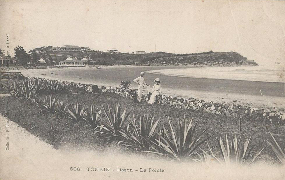 Tonkin, Doson, La Pointe (carte-postale)