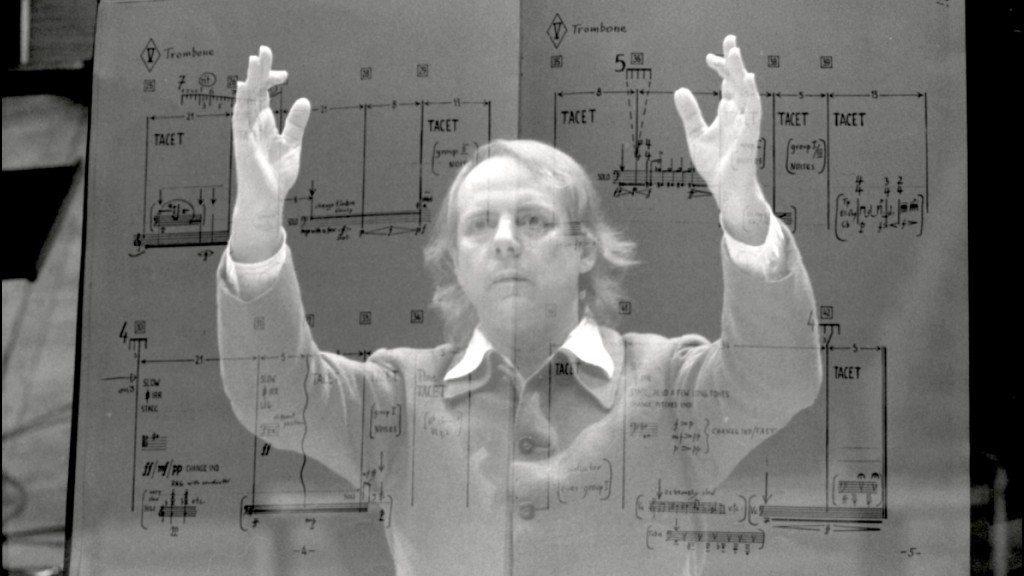 Karlheinz Stockhausen, 1980, par Claude Truong-Ngoc (© Claude_Truong-Ngoc)