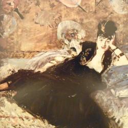 La Dame aux éventails (Edouard Manet, 1832-1883), Musée d'Orsay