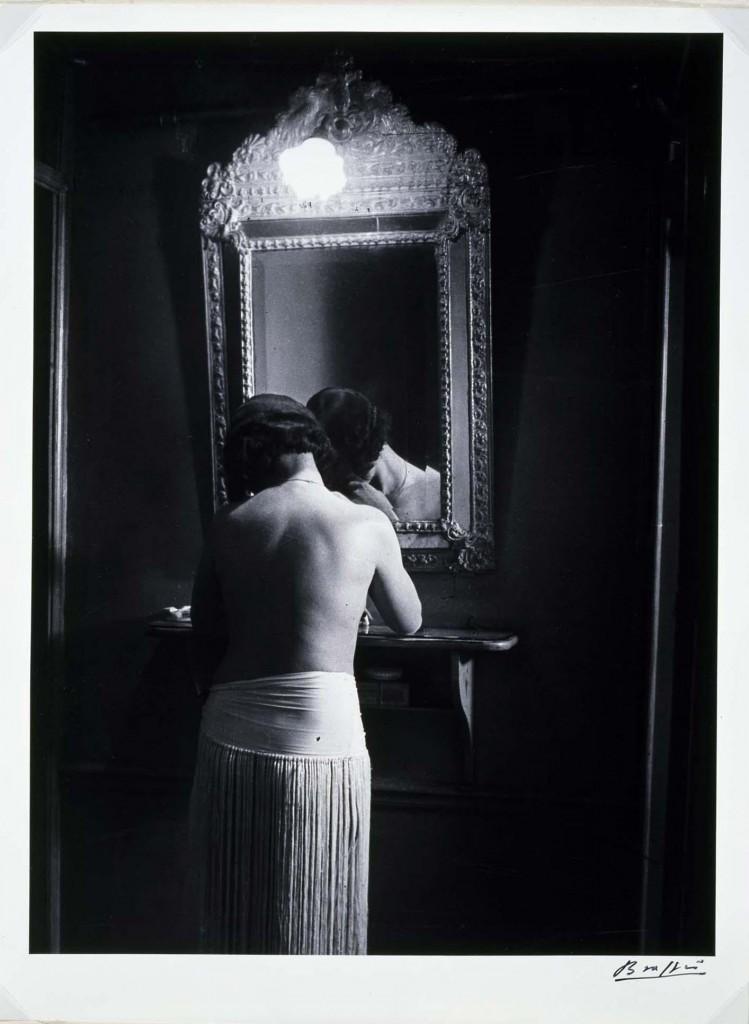 Brassaï, « Chez Suzy », vers 1932, MNAM