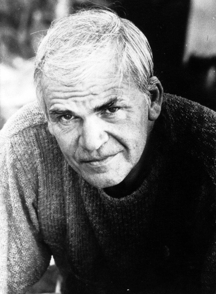 Milan Kundera, écrivain tchécoslovaque né en 1929 et naturalisé français.