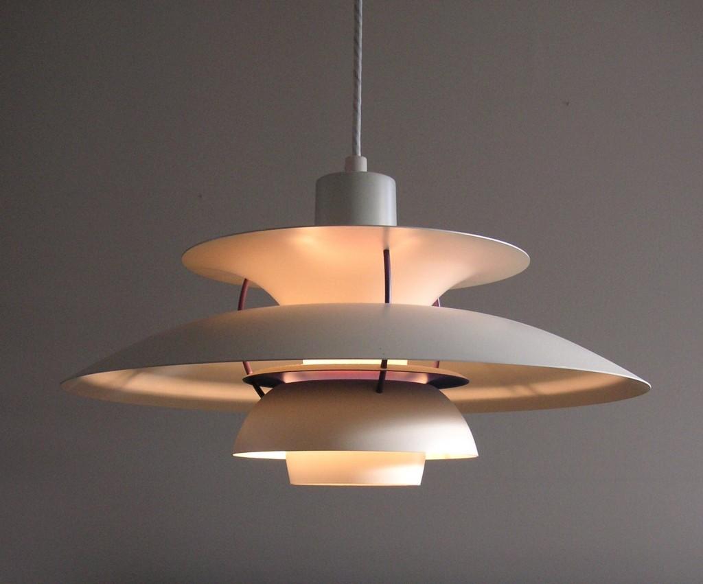 Lampe PH1 par Poul Henningsen