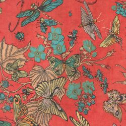 Insects: Printed fabric, mid-20th century, France. Courtesy / © Documentary Designs, Inc. d/b/a The Design Library (page 120)