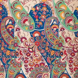Paisley: Hand-painted paper, mid-19th century, France. Courtesy / © Documentary Designs, Inc. d/b/a The Design Library (page 202, upper right)