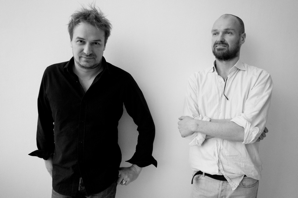 Laurent et Cyrille Berger (© photo Guillaume Ziccarelli)