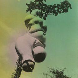 Hans Bellmer, sans-titre, 1937 (tirage argentine vers 1949, colorié à l'anilineorié à l'aniline). Galerie 1900-2000, Paris.