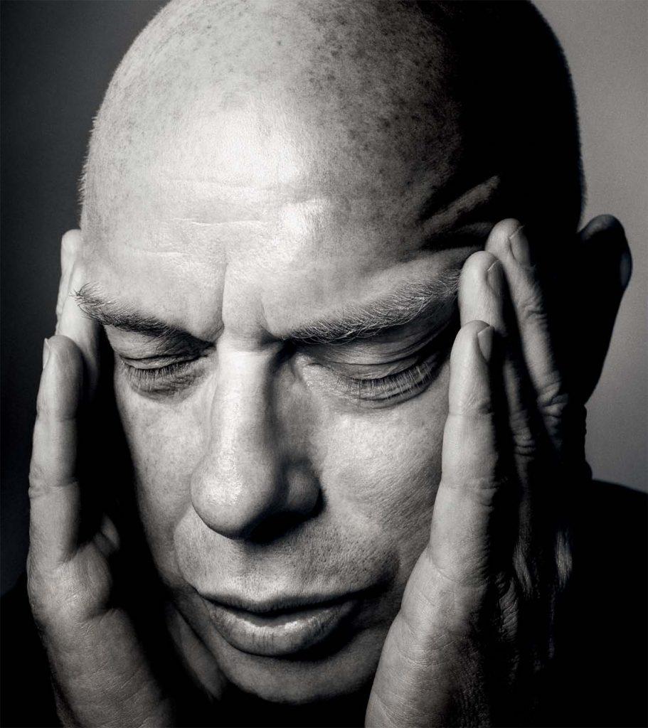 Brian Eno (photographie de Sølve Sundsbø)