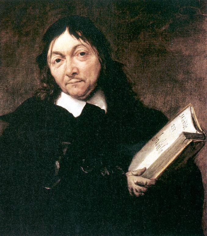 Portrait de René Descartes (1596-1650) par Jan Baptist Weenix (162-1659/61), Utrecht Centraal Museum.