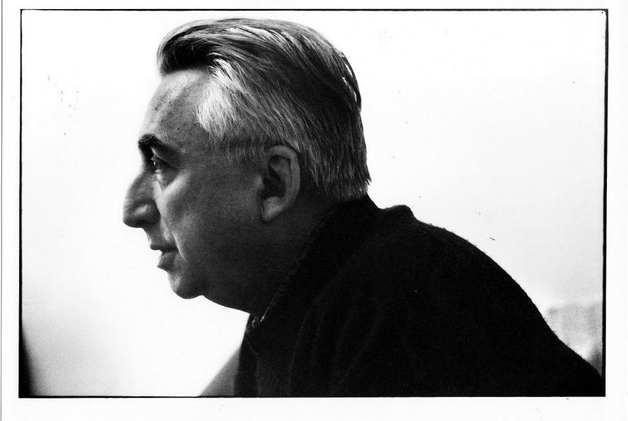 Roland Barthes en 1981