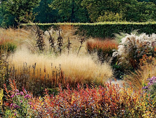 Jardin privé ( © Philippe Perdereau)