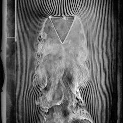Etienne-Jules Marey (1830-1904) - étude sur le mouvement de la fumée