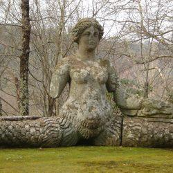 Jardin de Bomarzo, Echnida (probablement) (©2008-2017 Amor-Fati-Stock)