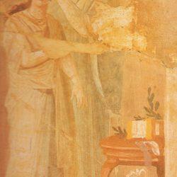Romaines se coiffant (©Giraudon), Musée de Naples.