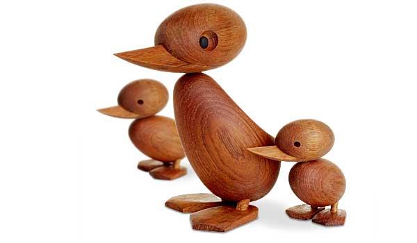 Hans Bølling, Ducks (éd. Architectmade)