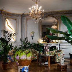 Florentine et Alexandre Lamarche-Ovize chez Private Choice, à Paris, du 16 au 22 octobre.