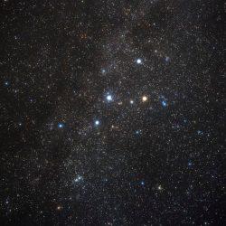 Constellation de Cassiopée (photographie © Akira Fujii)