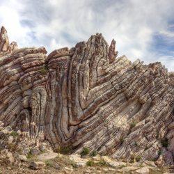 Plis géologiques