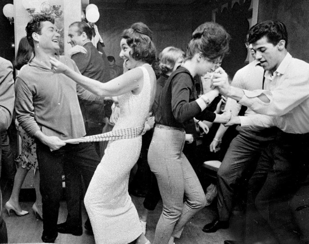 Twist des sixties