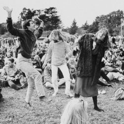"""Summer of love"", San Francisco, Golden Gate Park (Alph Crane LIFE Picture ©Collection Getty Images)"