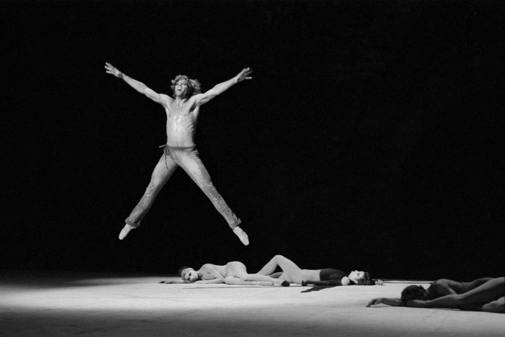 Messe Pour le Temps Présent, ballet créé par Maurice Béjart (01-1967-©jlggb)