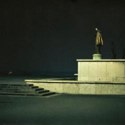 Daniel Boudinet - Place du Trocadéro (Ministère de la Culture  Médiathèque de l'architecture et du patrimoine  Dist. RMN-GP © Donation Daniel Boudinet)