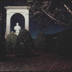 Daniel Boudinet - Sculpture dans un parc (Ministère de la Culture / Médiathèque de l'architecture et du patrimoine / Dist. RMN-GP © Donation Daniel Boudinet)