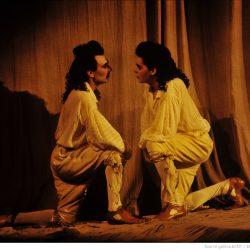 Amphitryon, mise en scène de Jacques Lassalle (photographie de Daniel Cande)