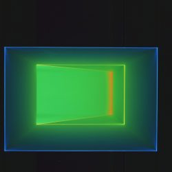 James Turrell - Key Lime (1994).