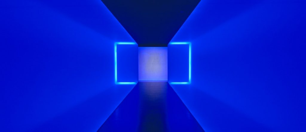 James Turrell - The light inside.