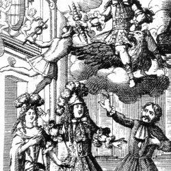 Amphitryon - (illustration, documents iconographiques de la Bibliothèque Nationale de France)