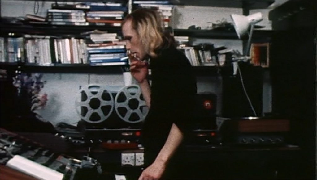 Brian Eno (début des années soixante-dix)